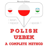 Polski - uzbecki: kompletna metoda