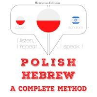 Polski - hebr kompletna metoda