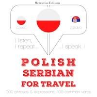 Polski - serbski: W przypadku podróży