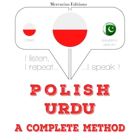 Polski - urdu: kompletna metoda