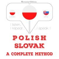 Polski - Słowacki: kompletna metoda