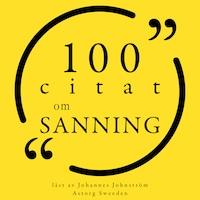 100 citat om sanningen