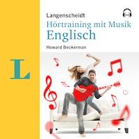 Langenscheidt Hörtraining mit Musik Englisch
