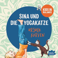Kids in Balance. Sina und die Yogakatze