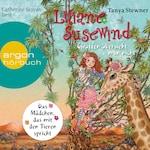 Giraffen übersieht man nicht - Liliane Susewind (Ungekürzte Lesung)