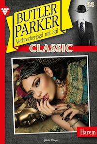 Butler Parker Classic 83 – Kriminalroman