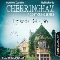 Episode 34-36 - A Cosy Crime Compilation - Cherringham: Crime Series Compilations 12 (Unabridged)