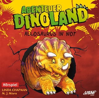 Abenteuer Dinoland - Alosaurus in Not