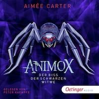 Animox 4. Der Biss der Schwarzen Witwe