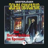 John Sinclair, Folge 7: Das Horror-Schloss im Spessart