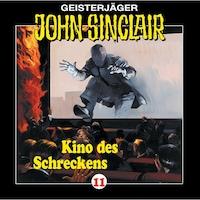 John Sinclair, Folge 11: Kino des Schreckens