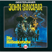 John Sinclair, Folge 21: Die Höllenkutsche (1/2)