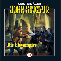 John Sinclair, Folge 33: Die Eisvampire