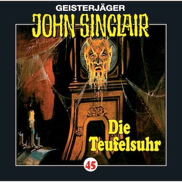 John Sinclair, Folge 45: Die Teufelsuhr