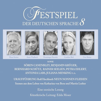 Neun Nonnen fliehen - Festspiel der deutschen Sprache 8