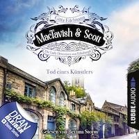 Tod eines Künstlers - MacTavish & Scott - Die Lady Detectives von Edinburgh, Folge 3 (Ungekürzt)