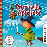 Petronella Apfelmus, Teil 1: Der Oberhexenbesen, Papa ist geschrumpft, Verwichtelte Freundschaft