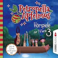 Petronella Apfelmus, Teil 3: Rettet Amanda!, Vollmondparty, Hatschi