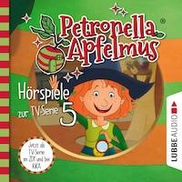 Petronella Apfelmus, Teil 5: Was ist nur mit Dornwald los?, Blick in die Zukunft, Hilda in der Falle