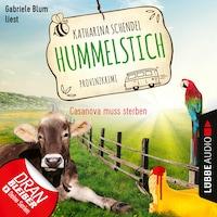 Casanova muss sterben - Provinzkrimi - Hummelstich, Folge 2 (Ungekürzt)