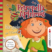 Petronella Apfelmus, Teil 9: Alles singt, Des Wichtels Gespür für Wasser, Das Geschichtengerät