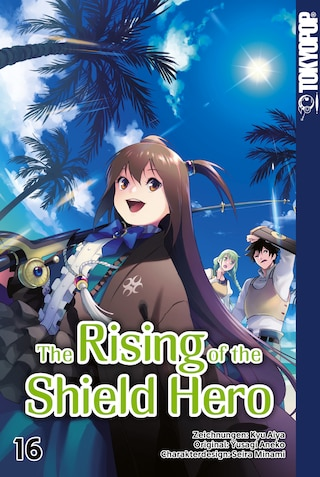 The Rising of the Shield Hero - Band 16