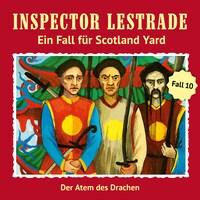 Ein Fall für Scotland Yard 10: Der Atem des Drachen