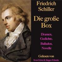 Friedrich Schiller: Die große Box