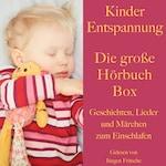Kinder Entspannung – Die große Hörbuch Box