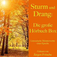 Sturm und Drang: Die große Hörbuch Box