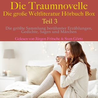 Die Traumnovelle – die große Weltliteratur Hörbuch Box, Teil 3