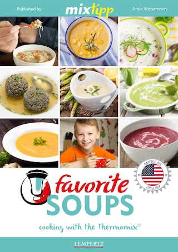 MIXtipp Favourite SOUPS (american english)
