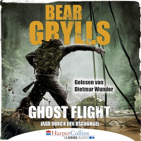 Ghost Flight - Jagd durch den Dschungel (Ungekürzt)
