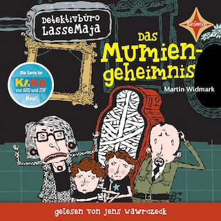 Detektivbüro LasseMaja - Das Mumiengeheimnis