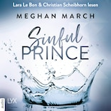 Sinful Prince - Tainted Prince Reihe, Band 2 (Ungekürzt)