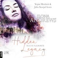 Kalte Flammen - Hidden Legacy - Nevada-Baylor-Serie, Teil 3,5 (Ungekürzt)