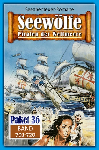 Seewölfe Paket 36