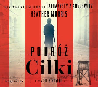 Kontynuacja bestsellera Tatuażysta z Auschwitz!