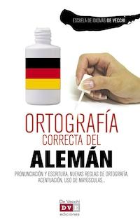 Ortografía correcta del alemán