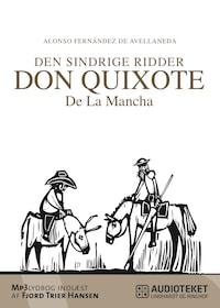 Den sindrige ridder don Quixote de la Mancha, bind 1½