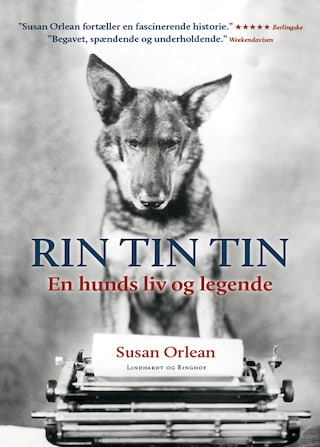 Rin Tin Tin - En hunds liv og legende