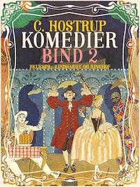 Komedier (bind 2)