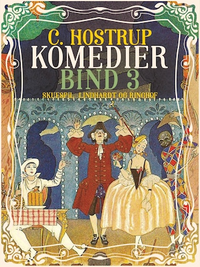 Komedier (bind 3)