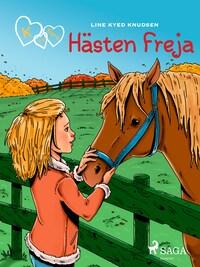 K för Klara 12 - Hästen Freja
