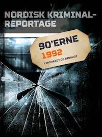 Nordisk Kriminalreportage 1992