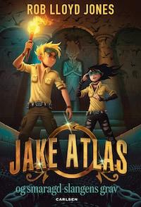 Jake Atlas og smaragdslangens grav
