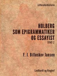 Holberg som Epigrammatiker og Essayist 2