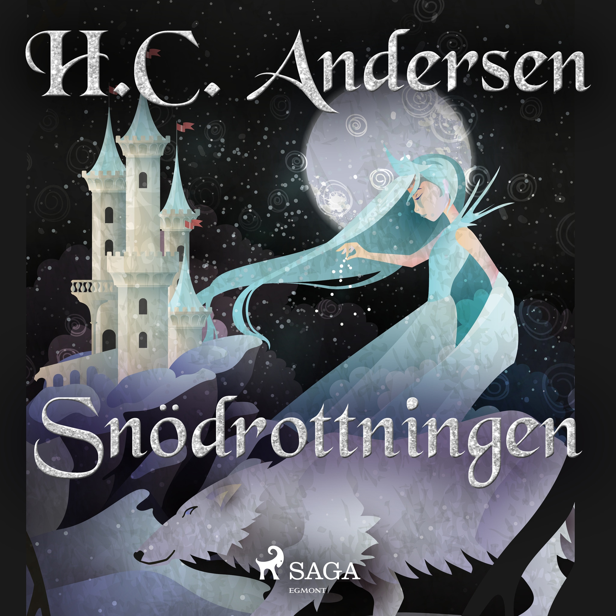 Snödrottningen H.C. Andersen E bok Ljudbok BookBeat