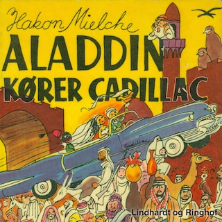 Aladdin kører Cadillac