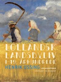 Lollandsk landsbyliv i 19. århundrede